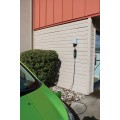 AmazingE Level 2, 16 Amp EV Charging station with NEMA 14-30 plug