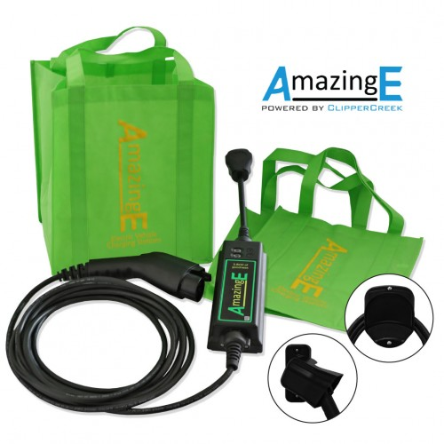 16 amp ev charging station bundle