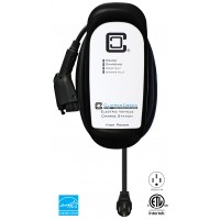 HCS-40P, Plug-in 32 Amp EV Charging Station, 25 ft cable, NEMA 14-50