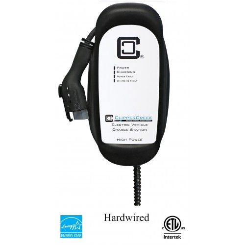 HCS-40R 32A EVSE Perfect for Parking Lots