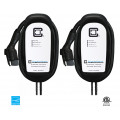 Share2® Enabled HCS-60R, Ruggedized EVSE Bundle, 48 Amp Level 2, 240V, with 25 ft cable