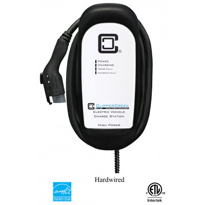 HCS-80R, Ruggedized, 64 Amp, Level 2 EVSE, 240V, with 25 ft cable