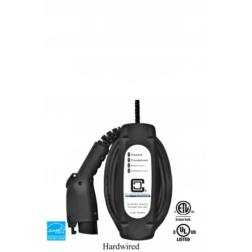 LCS-20, 16 Amp, Level 2 EVSE, 240V, with 25 ft cable