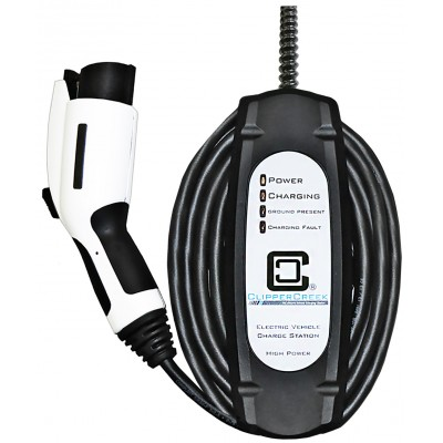 LCS-15E International, 12 Amp EVSE, 230V, with 25 ft cable