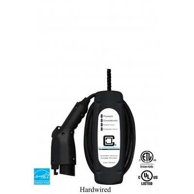 LCS-25, 20 Amp, Level 2 EVSE, 240V, with 25 ft cable