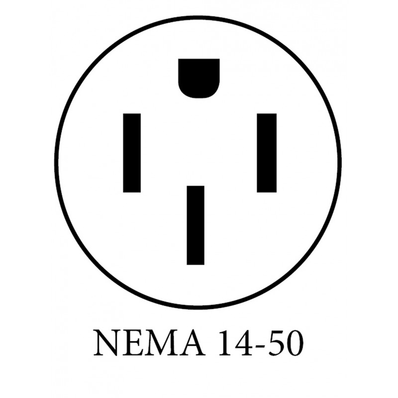 NEMA14 50 PLUG DIAGRAM (w) 800x800 16a level 2 evse lcs 20p with nema 14 50 clippercreek nema 14-50 outlet wiring diagram at readyjetset.co