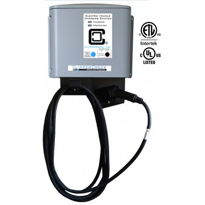 CS-40, SG2 Utility Connected , 32 Amp Level 2 EVSE, 240V, with 25 ft cable