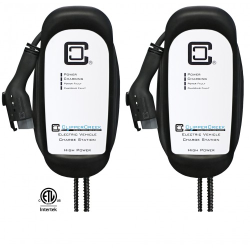 Share2® Enabled HCS-40R Ruggedized EVSE Bundle, 32A, L2, 240V w/25 ft cable