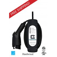 LCS-30 EVSE, 24 Amp Level 2, 240V, 25 ft cable EV Charging Station