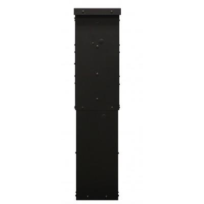 ProMountDuo™ Universal Pedestal, Stainless Steel, Powder Coated, Ruggedized