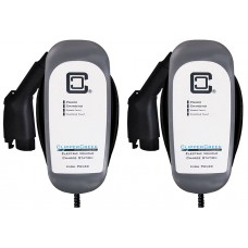 Share2™ HCS-40 EVSE Bundle, 32 Amp Level 2, 240V, 25 ft cable EV Charging Station