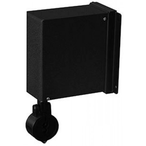Retractor for Charging Cables, Wall Mounted