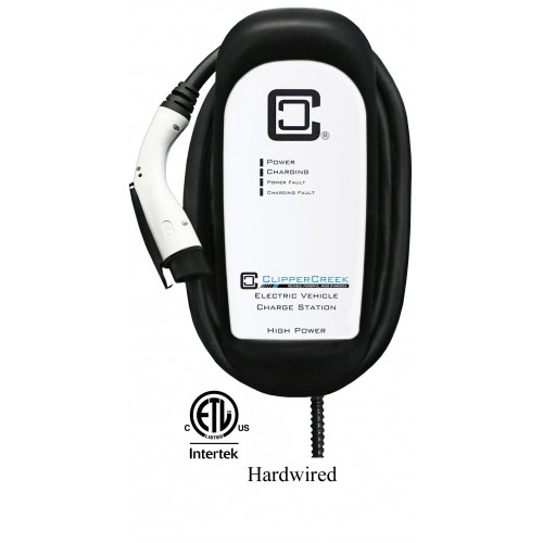 HCS-80, 64 Amp Level 2 EVSE, 240V, with 25 ft cable