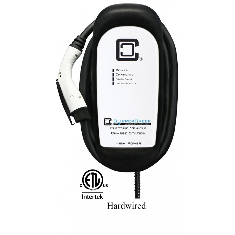 Hcs 80 64 Amp Level 2 Evse 240v With 25 Ft Cable