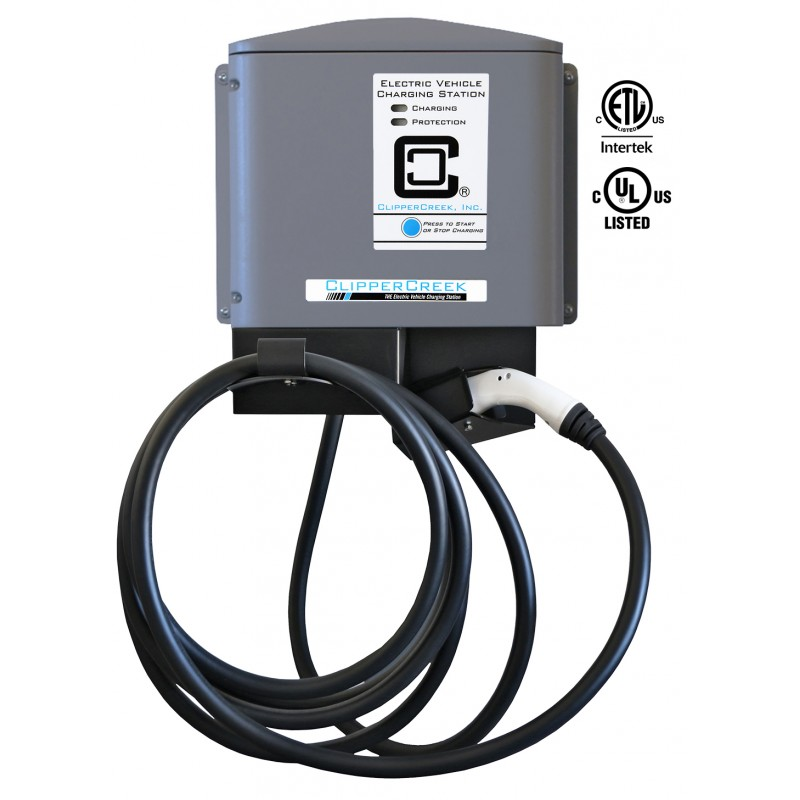 Cs 100 70 80 Amp Selectable Ev Charging Station 25