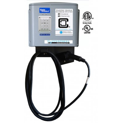 CS-40, 32 Amp EV Charging Station with Liberty Plugin Enabled