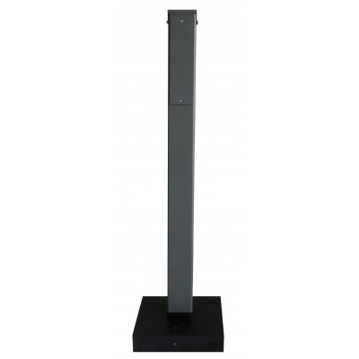 Pedestal for ClipperCreek HCS EV Charging Station, Single Mount