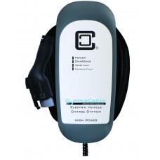 HCS-40R Hardwired Ruggedized EVSE, 32 Amp Level 2, 240V, 25 ft cable EV Charging Station