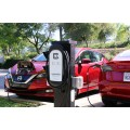 Dual EV charging Station