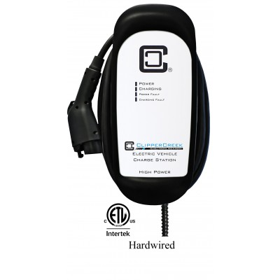 HCS-30, 24 Amp Level 2 EV Charging Station, 25 ft charging  cable