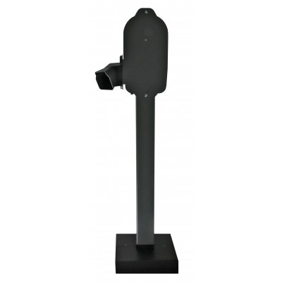 TESLA® Wall Connector and ClipperCreek HCS Combo Pedestal